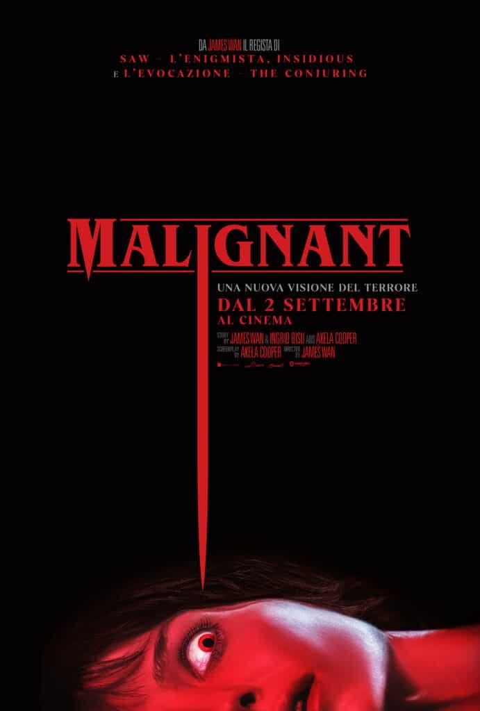 il trailer del film Malignant
