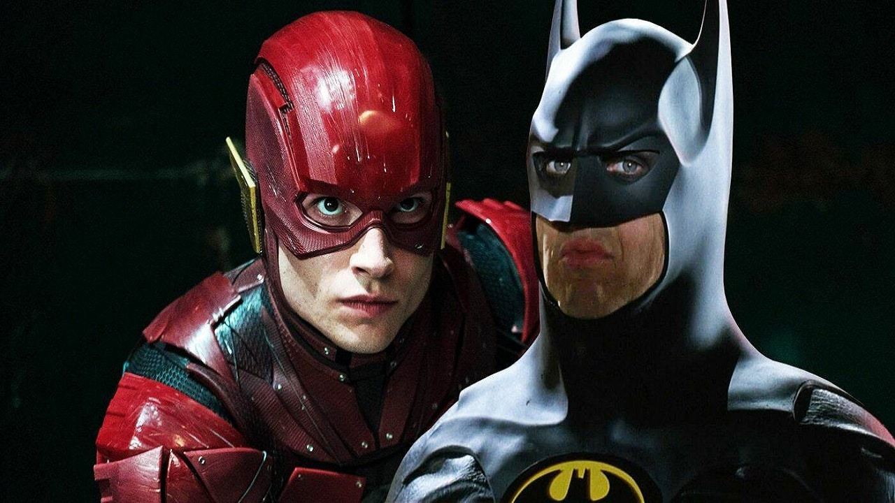 The Flash: è il Batman di Ben Affleck quello nelle nuove foto dal set? thumbnail