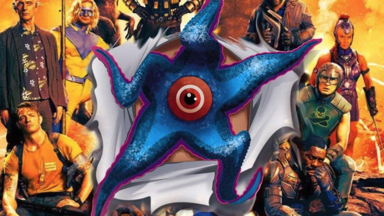 The Suicide Squad: Starro sbarca a Londra thumbnail