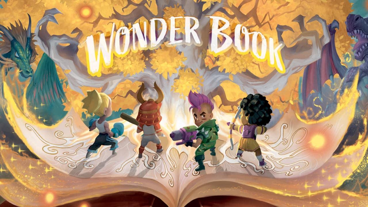 Wonder Book, in arrivo il gioco pop-up interattivo thumbnail