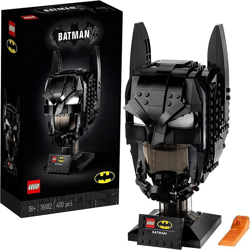 Cappuccio di Batman di LEGO-min
