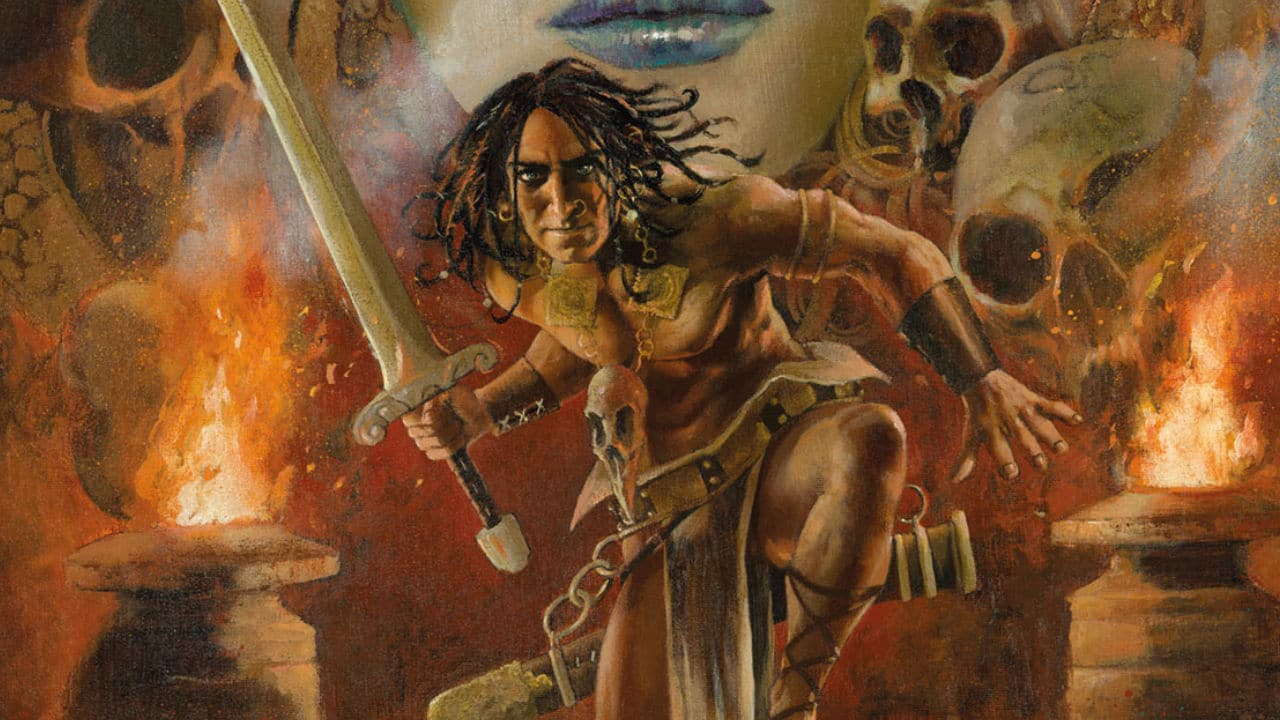 Conan Il Cimmero - Il Dio Dell'urna, in arrivo un nuovo volume ricco di suspence thumbnail