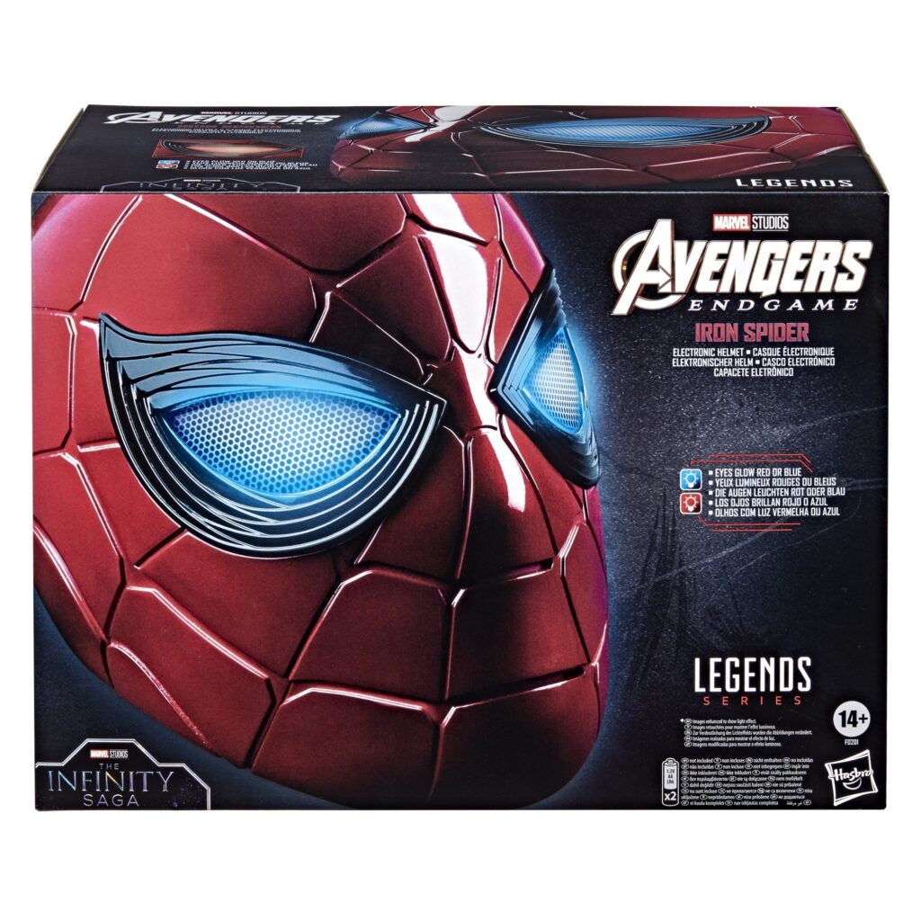 Hasbro Iron Spider