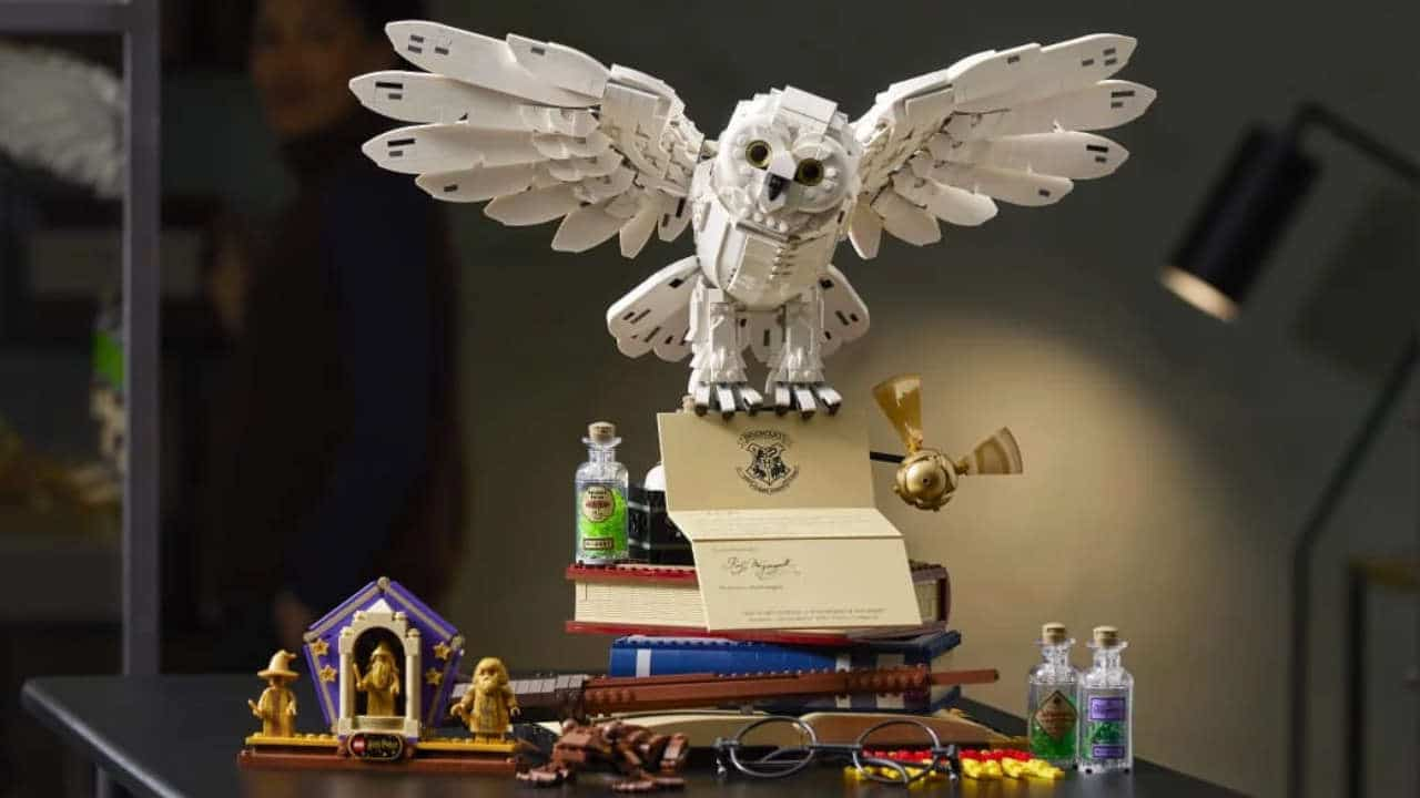 LEGO Hogwarts Icons, in arrivo il nuovo set della linea Harry Potter thumbnail