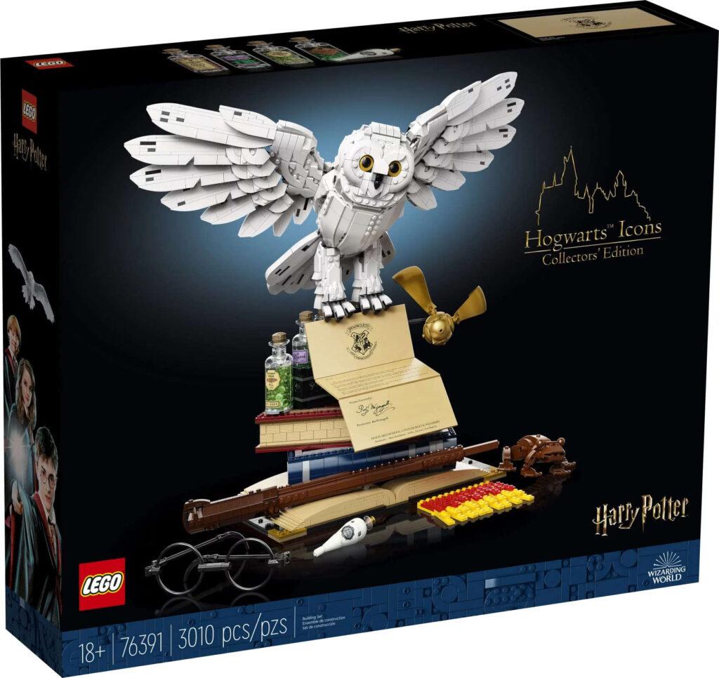 LEGO Hogwarts Icons