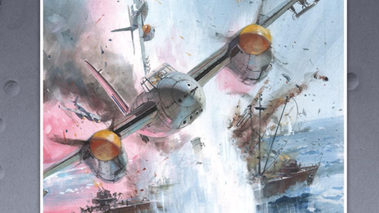 Le Storie di guerra: Eroi del cielo, in arrivo il volume saldaPress thumbnail