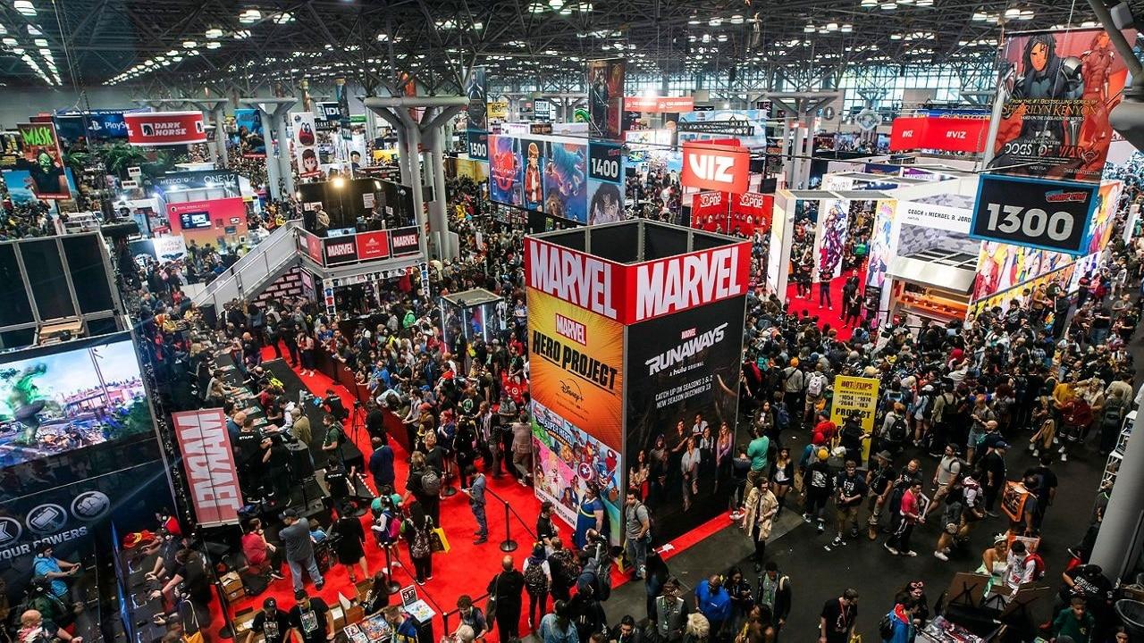 Il New York Comic-Con richiederà una sorta di Green Pass thumbnail