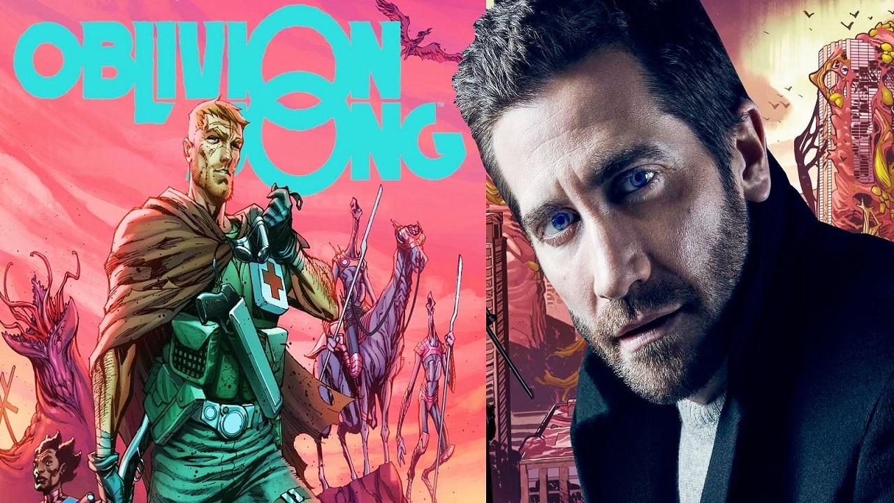 Oblivion Song: Jake Gyllenhaal sarà protagonista dell'adattamento thumbnail