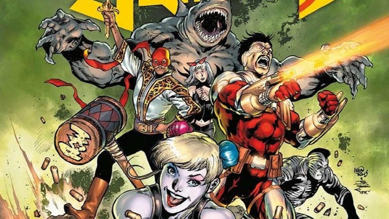 Suicide Squad: i fumetti da recuperare thumbnail