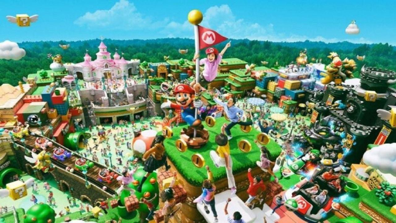 Super Nintendo World: l'area dedicata a Donkey Kong è già in costruzione thumbnail