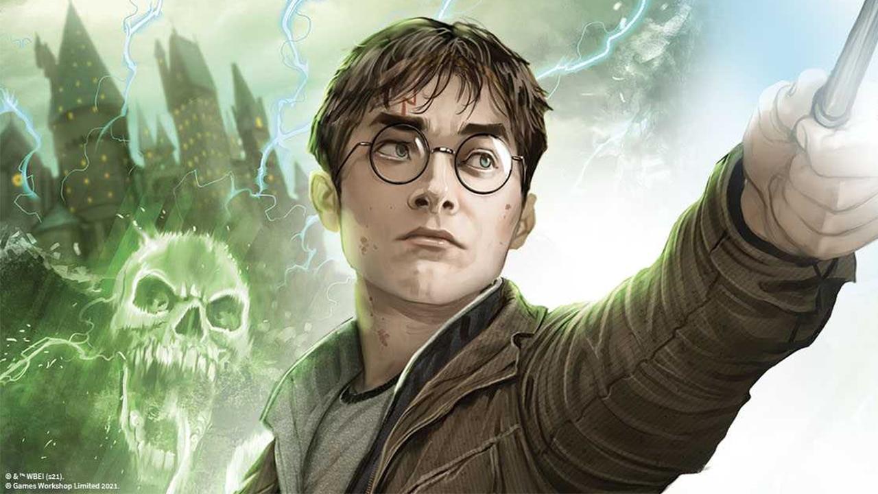 Talisman Harry Potter Edition in arrivo sui nostri tavoli! thumbnail