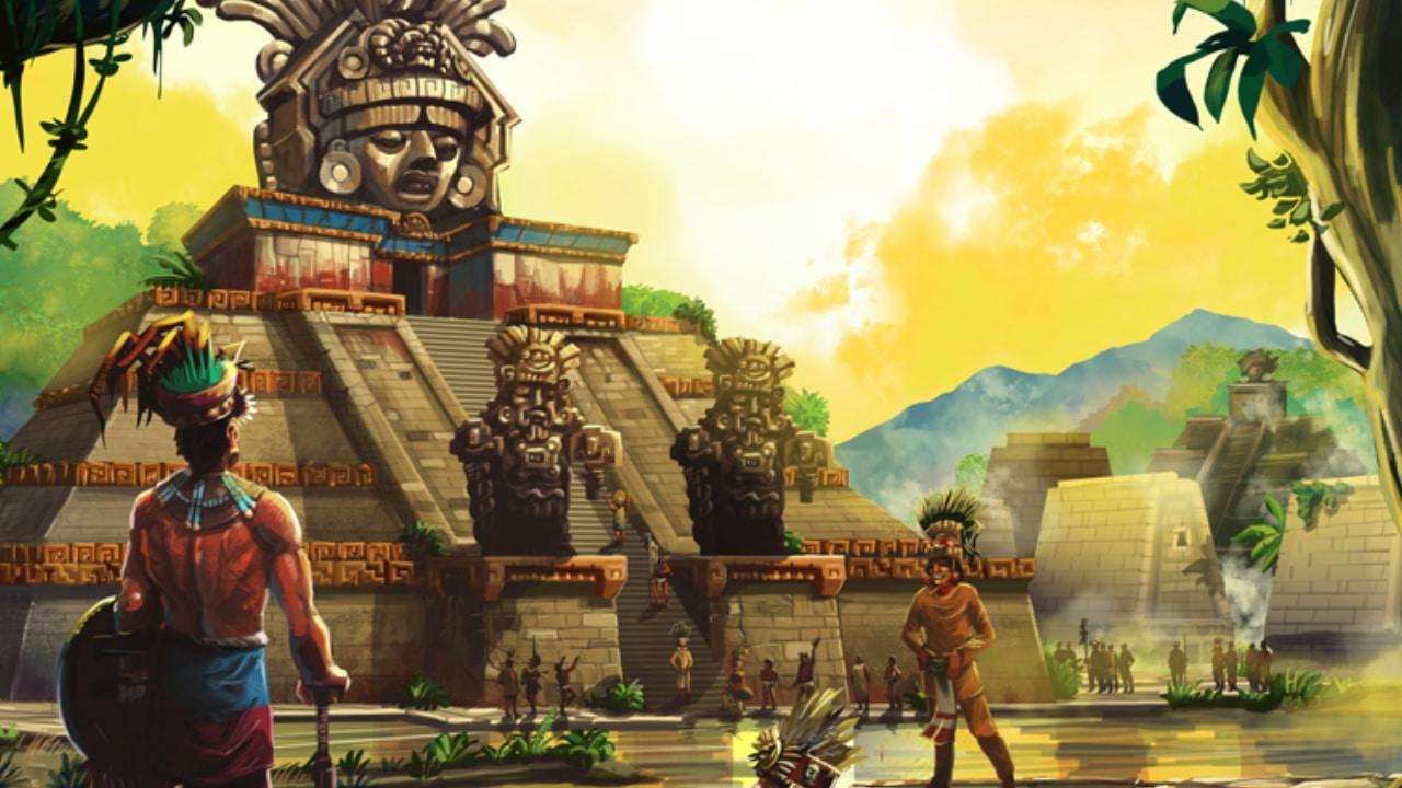 Zapotec, il gioco da tavolo ambientato in Messico 2500 anni fa thumbnail