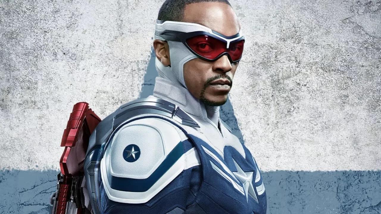 Captain America 4: Anthony Mackie ha firmato thumbnail