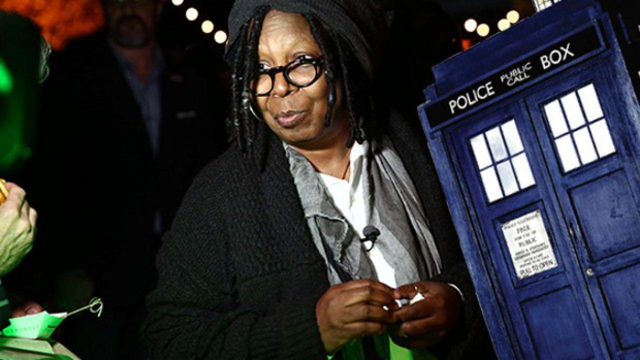 Doctor Who: Whoopi Goldberg vuole interpretare il Dottore thumbnail