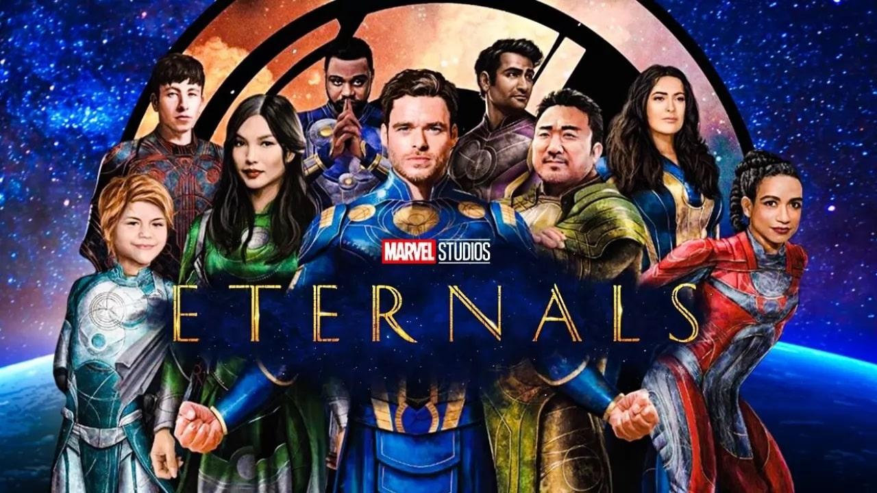 Eternals: ecco il trailer nel nuovo film Marvel thumbnail