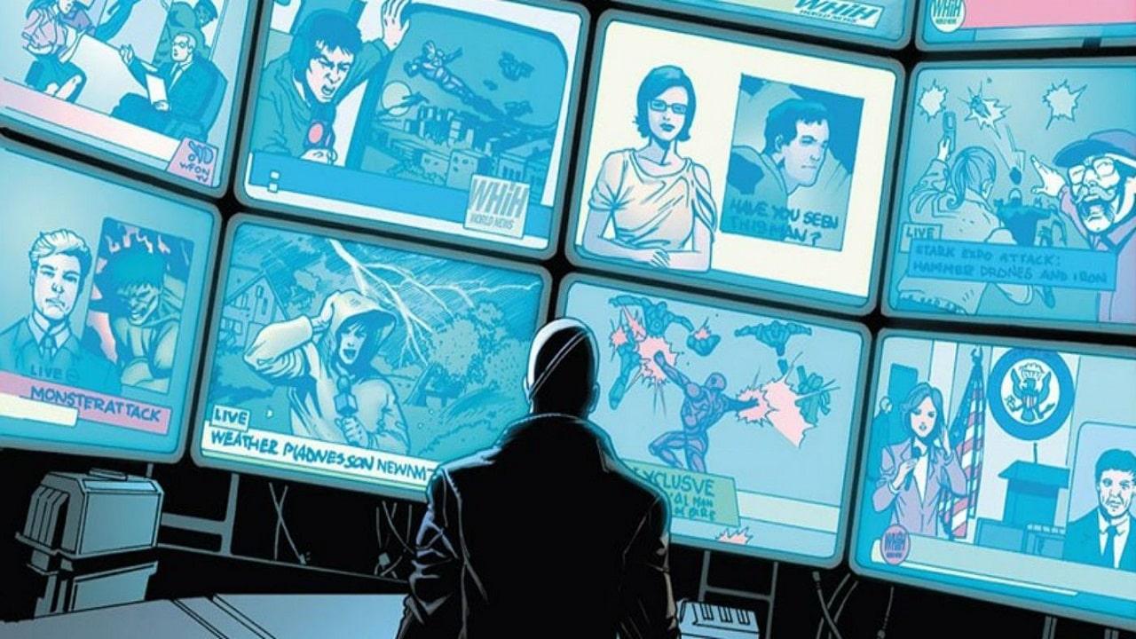 Fury's Big Week, il fumetto che unì gli Avengers del MCU thumbnail