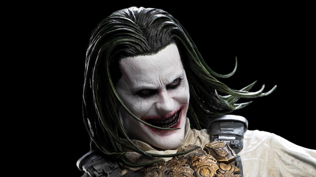 Joker Zack Snyder's Justice League, in arrivo la statua di Weta Workshop thumbnail