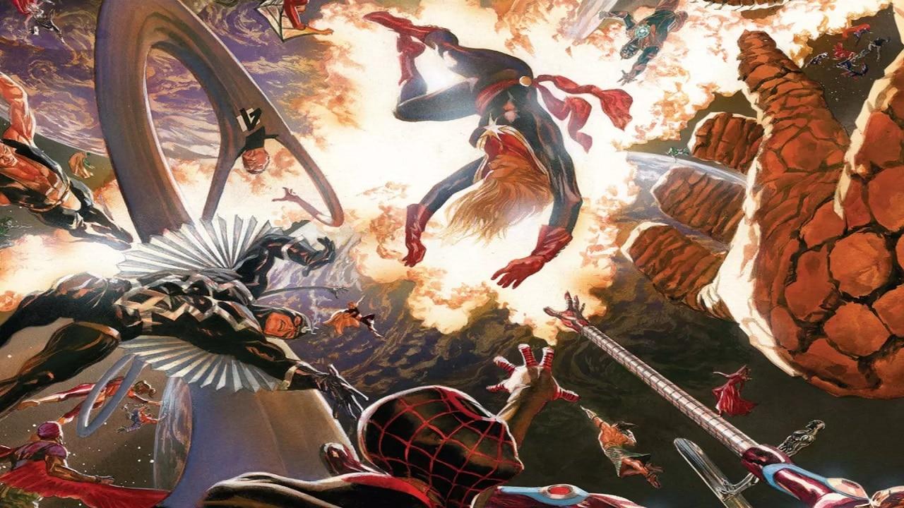 I Marvel Studios stanno pensando a un film Secret Wars? thumbnail