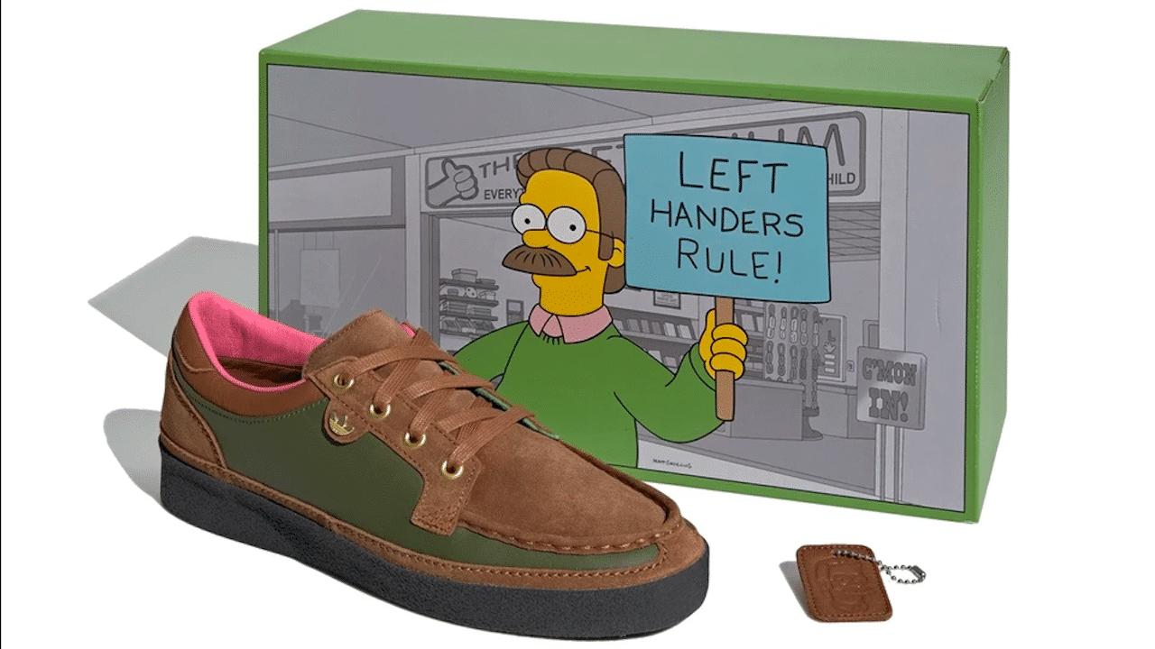 Le nuove sneakers di Adidas e Ned Flanders sono arrivo thumbnail