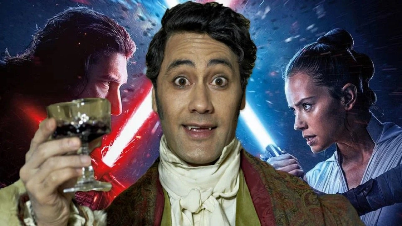 Star Wars: Taika Waititi aggiorna sullo stato del suo film thumbnail