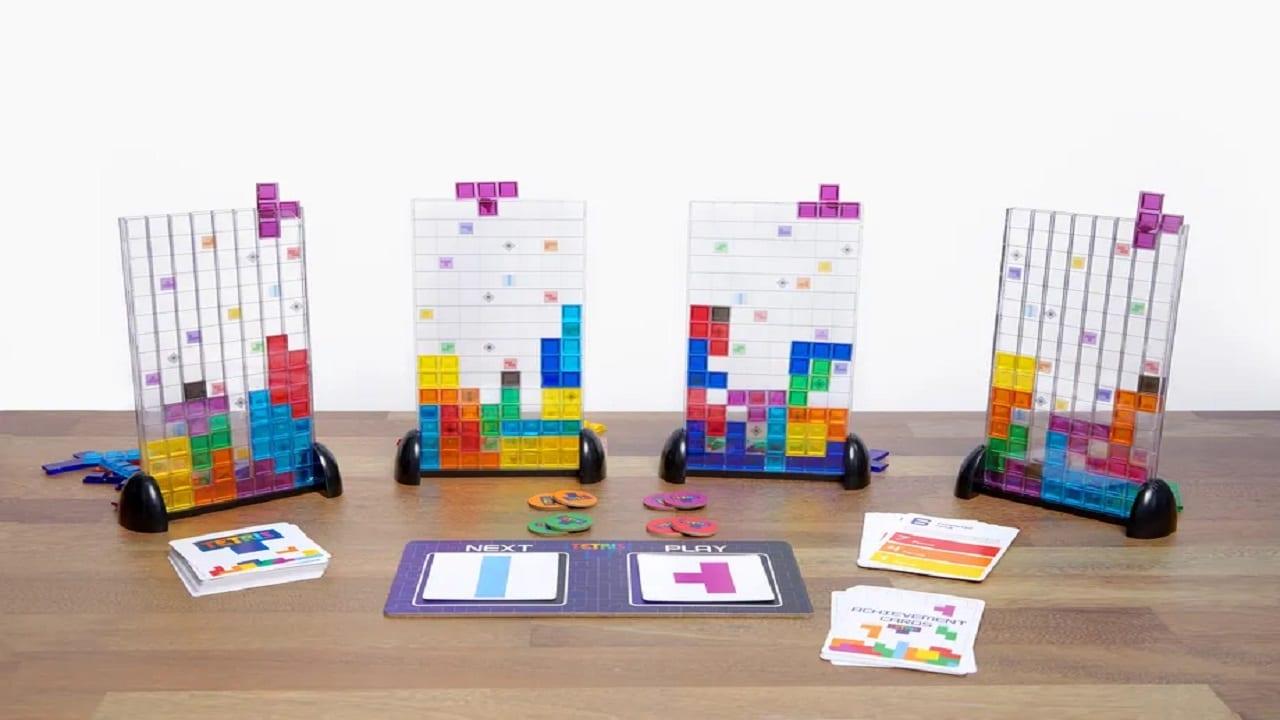 Anche Tetris diventa un gioco da tavolo thumbnail