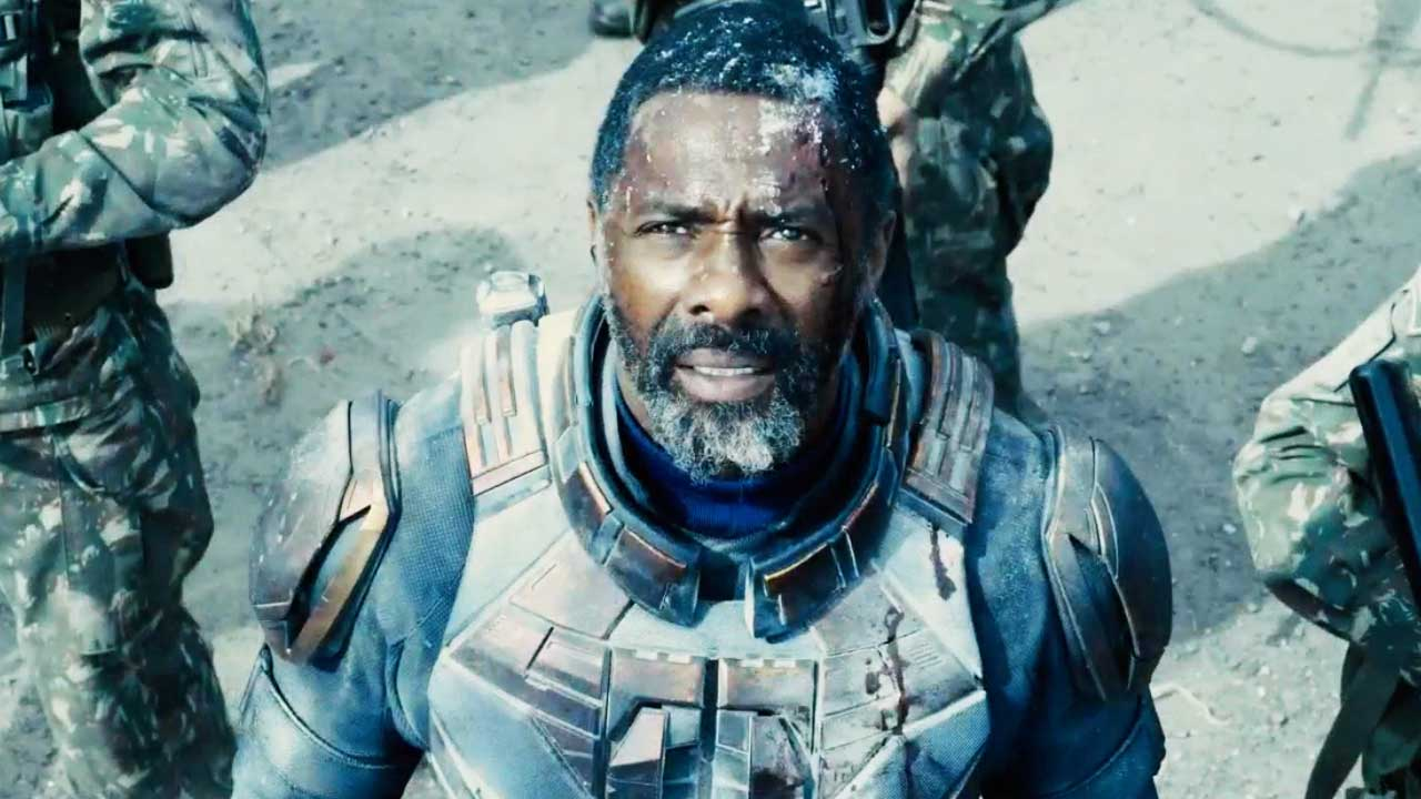 The Suicide Squad: Idris Elba doveva essere Deadshot? Parla l'attore thumbnail