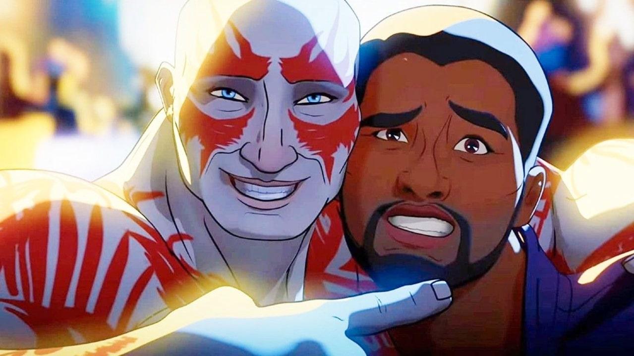 What If...?: perché Dave Bautista non ha doppiato Drax nella serie animata Marvel? thumbnail