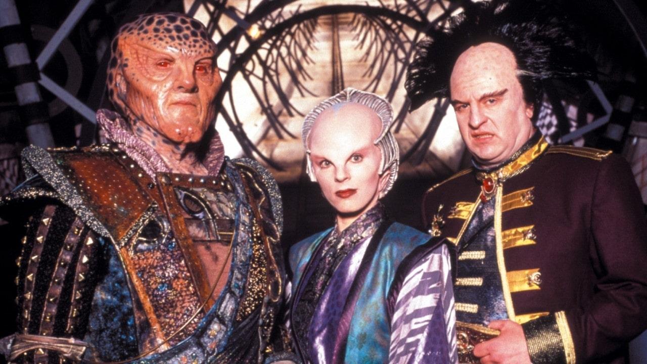 Babylon 5: in arrivo il reboot con il creatore originale thumbnail