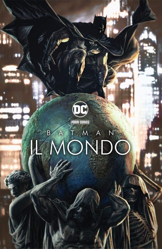 Batman Il Mondo copertina-min