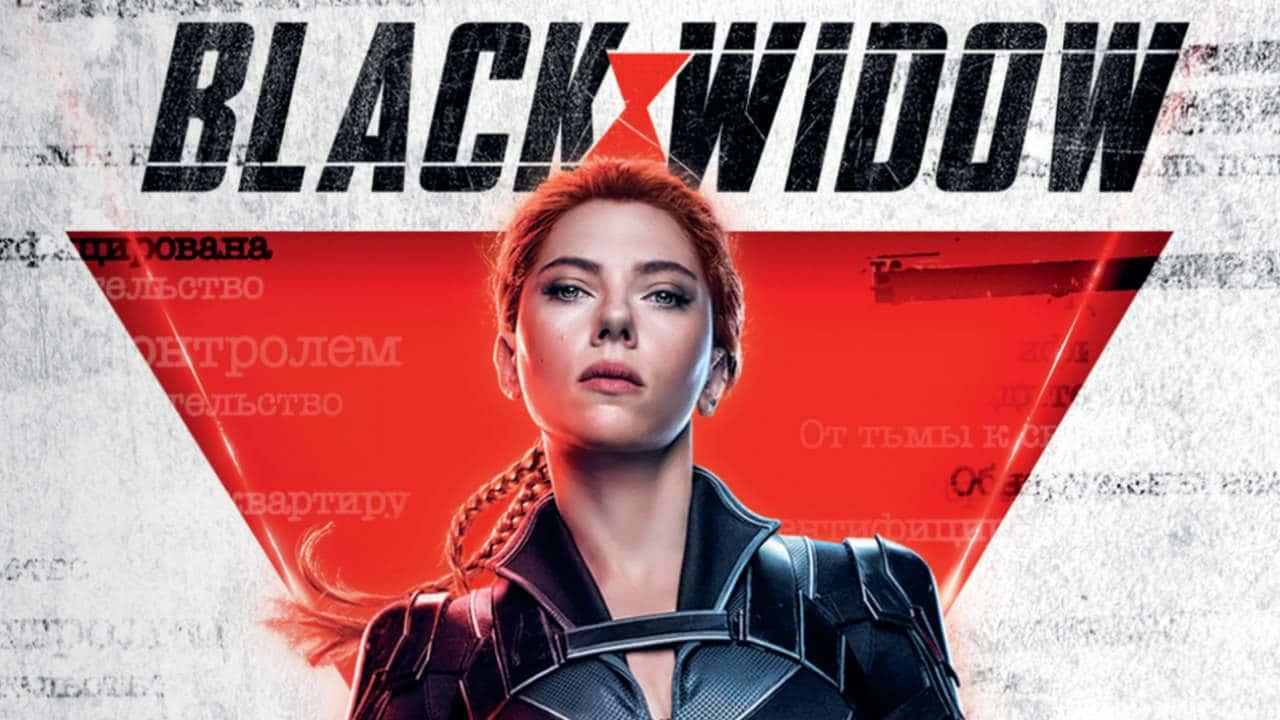 Black Widow, arrivano sul mercato le edizioni  DVD, Blu-Ray e 4K UHD thumbnail