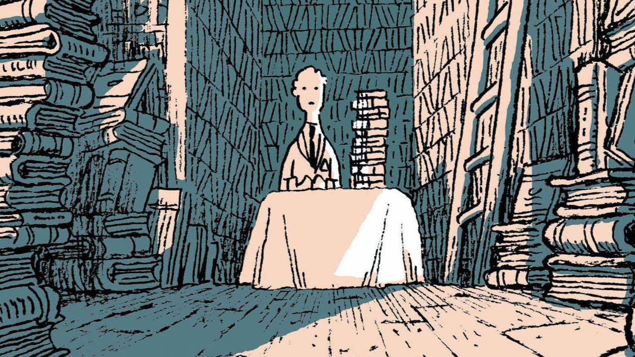 Book Tour – L'autore incontra il suo pubblico, in arrivo il graphic novel da Edizioni BD thumbnail