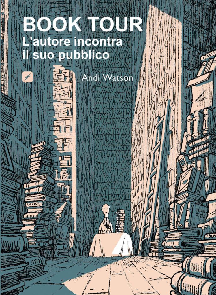Book Tour – L'autore incontra