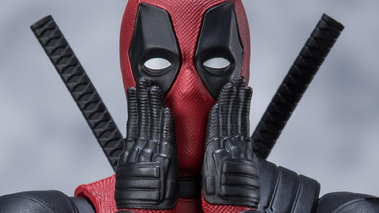 Deadpool Bandai - In arrivo l'action figure del personaggio per la linea S.H Figuarts thumbnail