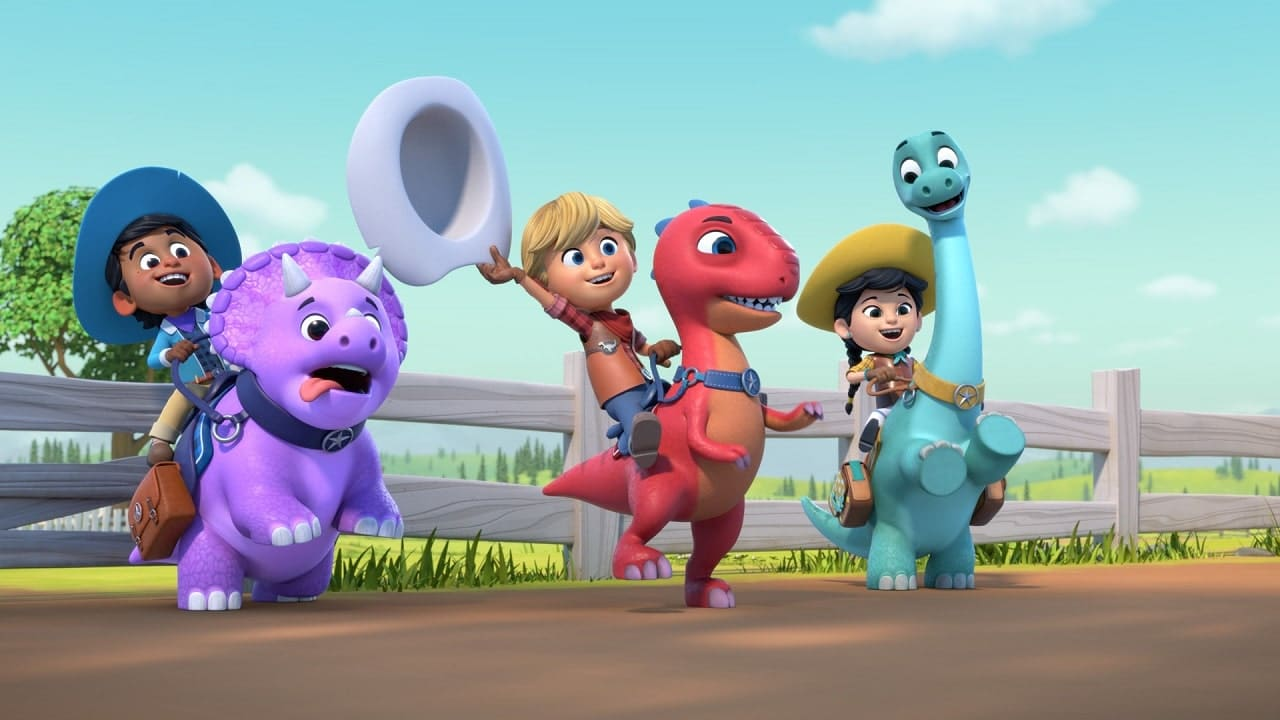 Dino Ranch, la nuova serie animata fra cowboy e dinosauri thumbnail