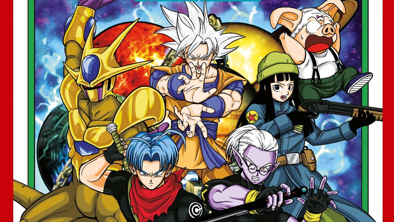 Dragon Ball Heroes – Universe Mission, in arrivo il primo volume Star Comics thumbnail