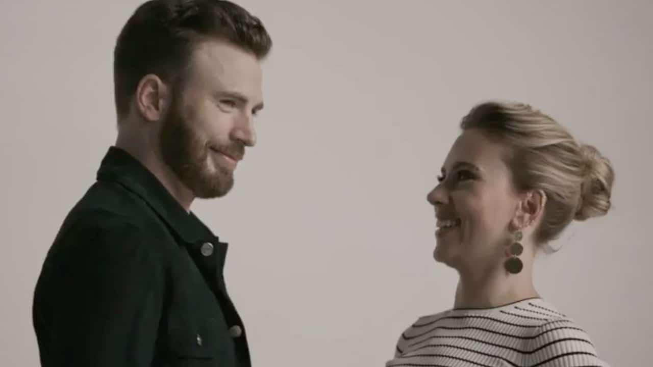 Chris Evans e Scarlett Johansson riuniti in Ghosted thumbnail