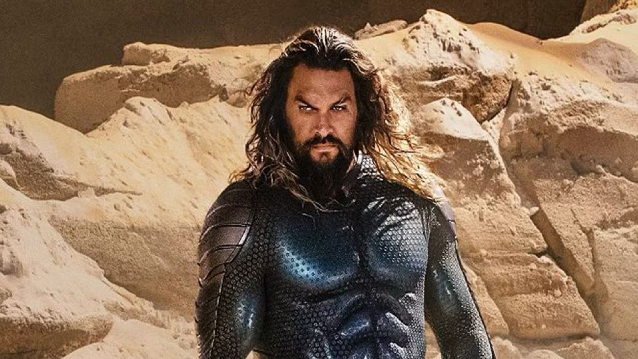 "Aquaman and the Lost Kingdom ""sarà molto comedy"" rivela Jason Momoa thumbnail"