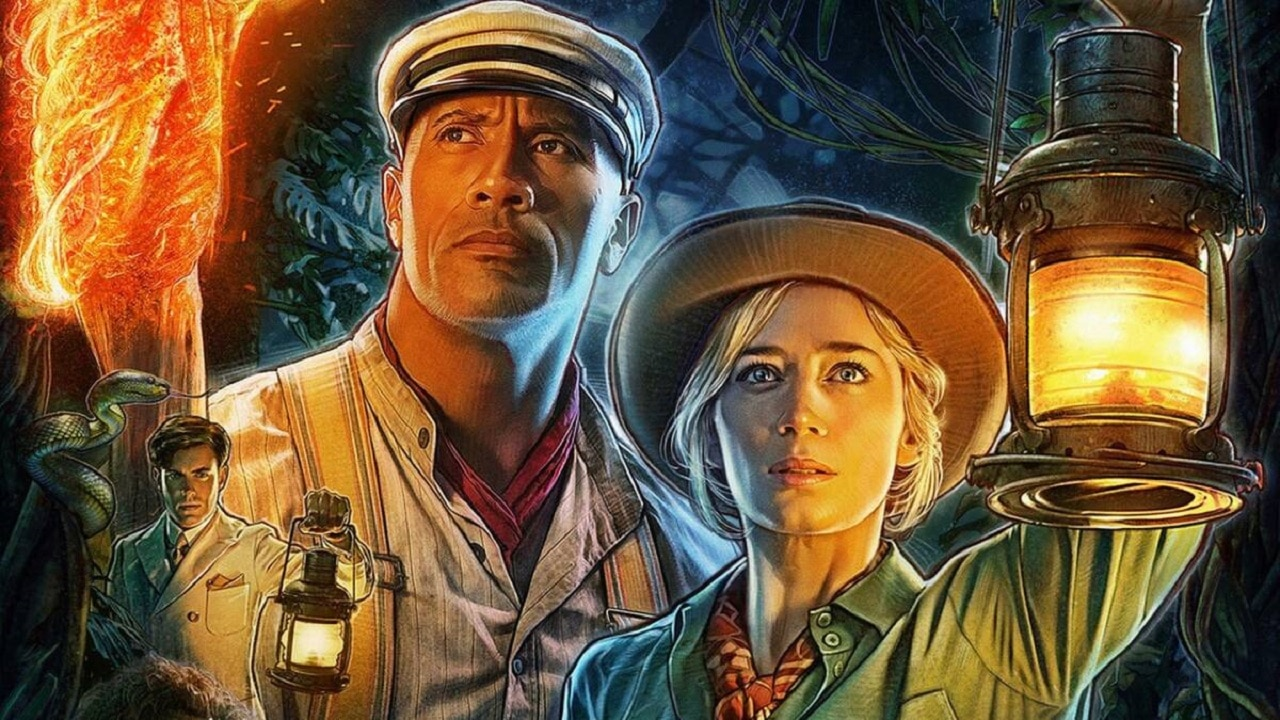 Jungle Cruise e Free Guy - Eroe per gioco in arrivo in Blu-ray, DVD e 4K UHD thumbnail