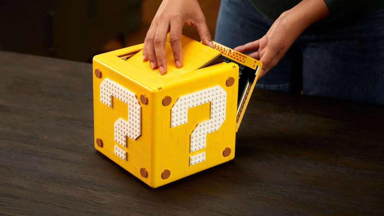 LEGO Blocco Super Mario 64, in arrivo il set celebrativo del videogioco thumbnail
