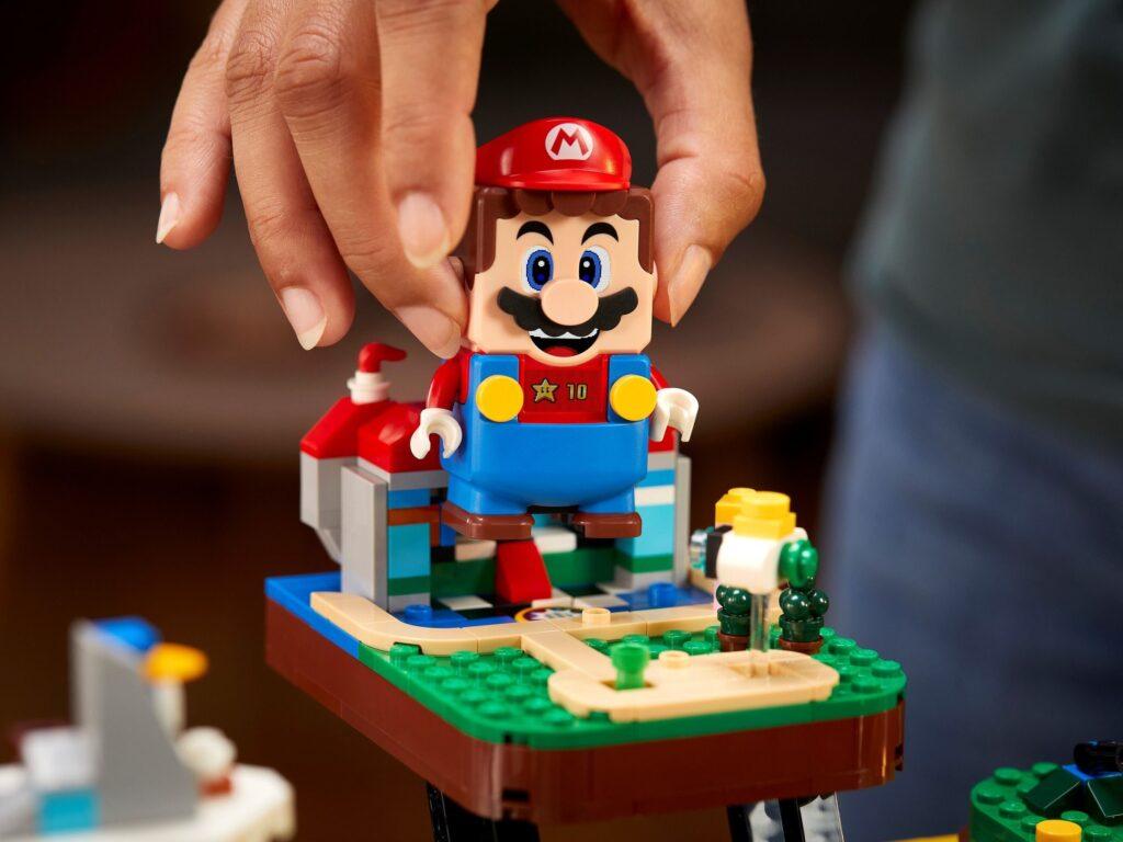 LEGO Blocco Super Mario 64