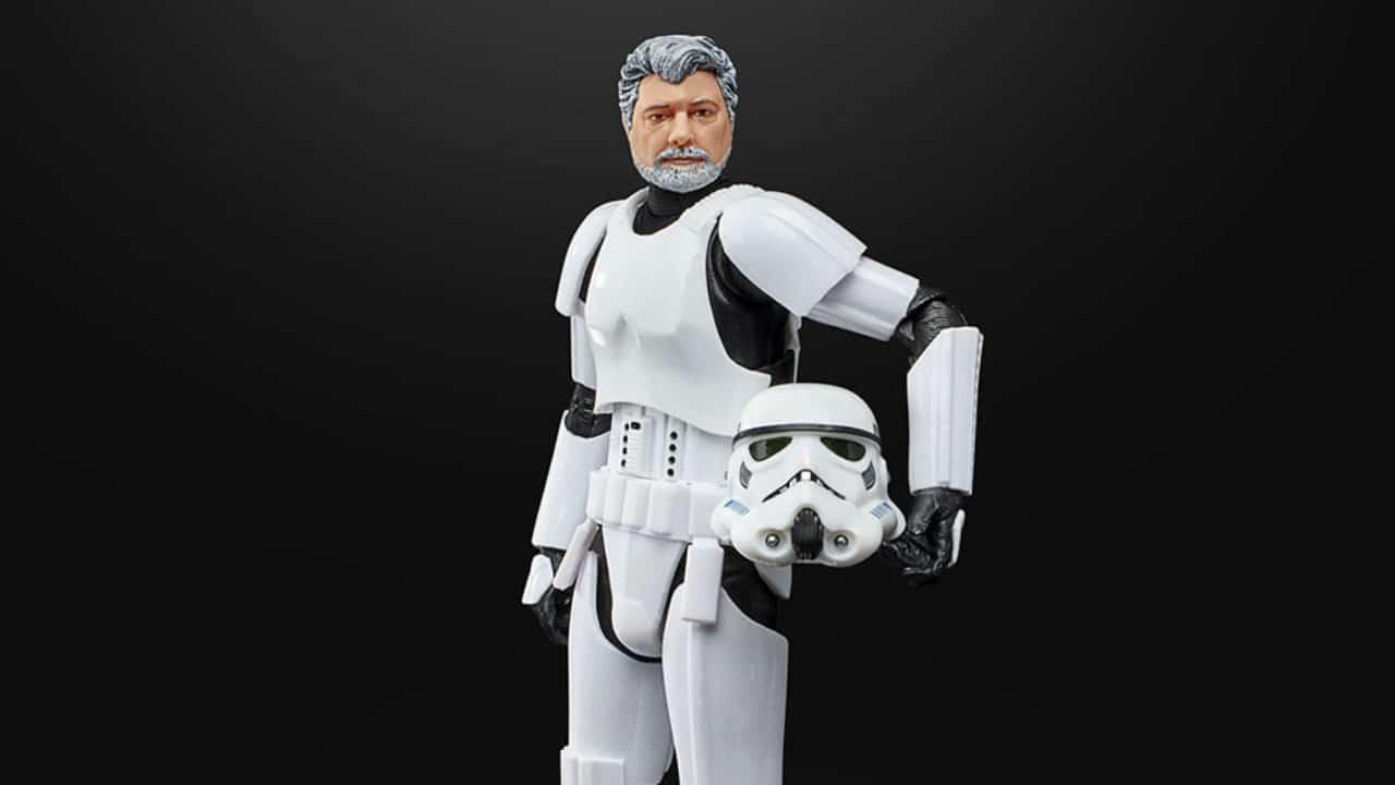 Hasbro: in arrivo l'action figure di George Lucas thumbnail