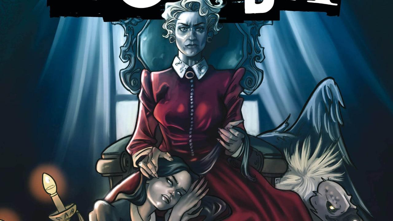 L'orda di Marguerite Bennet e Leila Leiz, in arrivo la nuova graphic novel Horror thumbnail