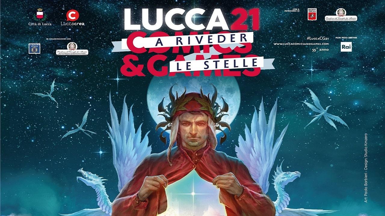 Lucca Comics and Games 2021 apre lo store su Amazon thumbnail
