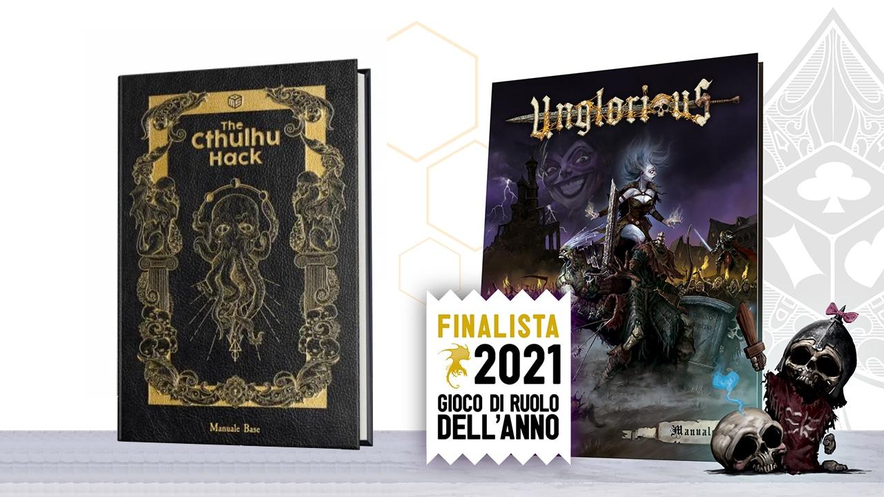 MS Edizioni con due finalisti del Gioco di Ruolo dell'Anno 2021 thumbnail