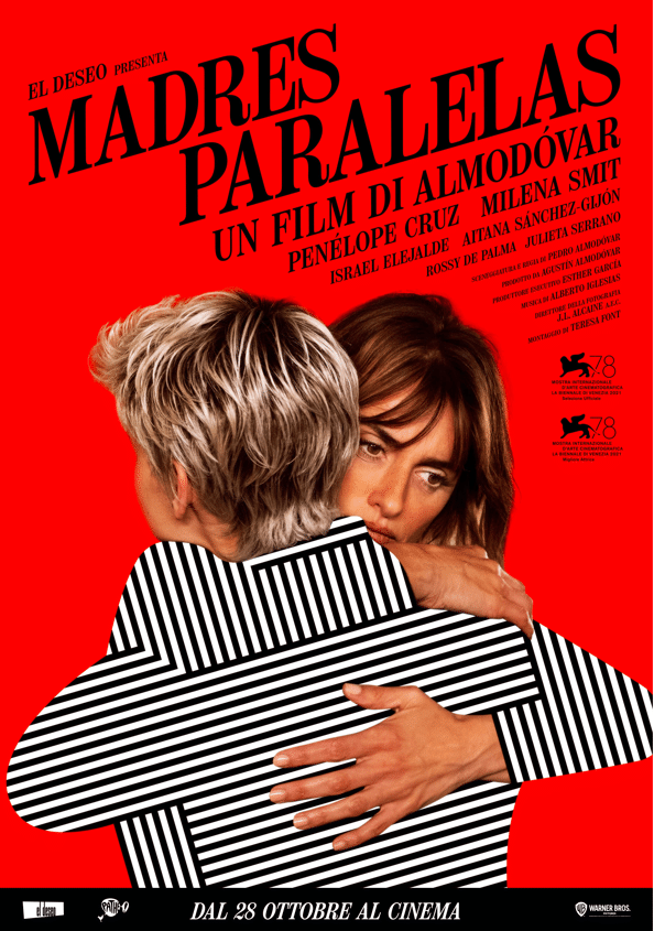 Madres Paralelas di Pedro Almodóvar