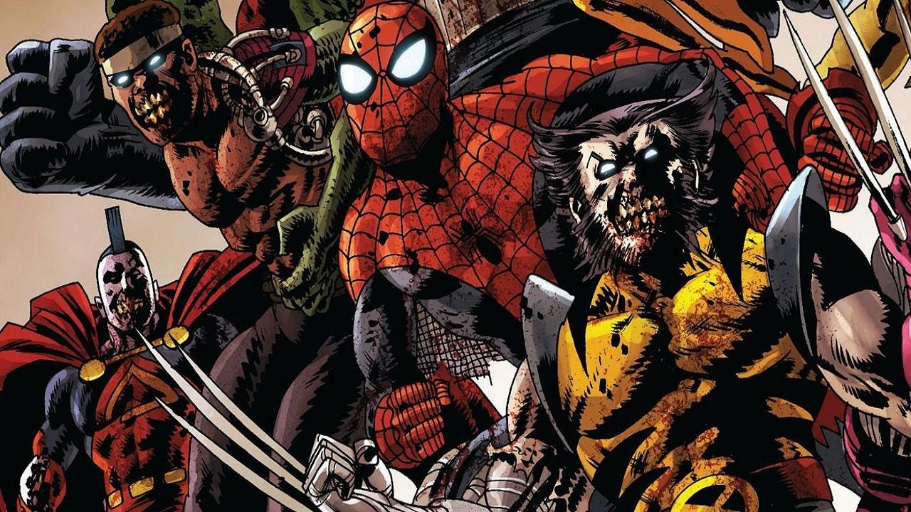 Marvel Zombi, il fumetto che ha ispirato l'ultima puntata di What if...? thumbnail