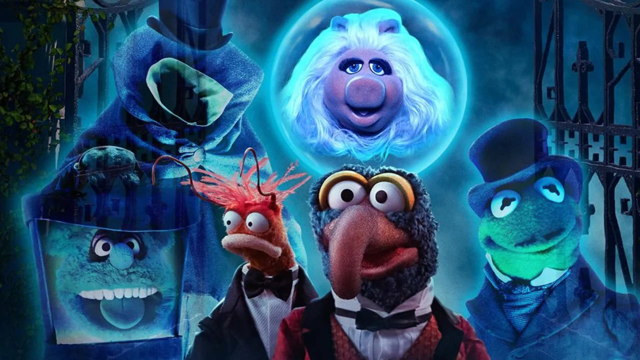 Muppets Haunted Mansion - Online il trailer dello speciale show su Disney+ thumbnail