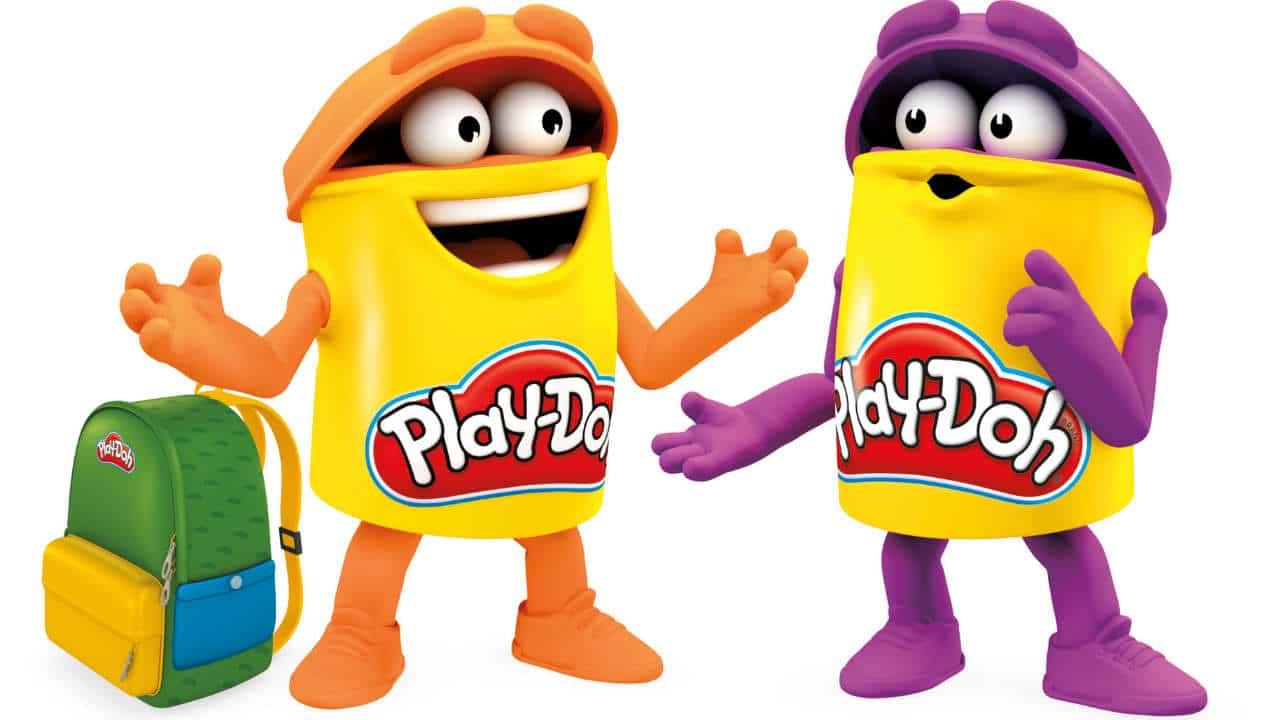 Play-Doh rinnova il suo impegno per promuovere l'inclusività nelle scuole thumbnail