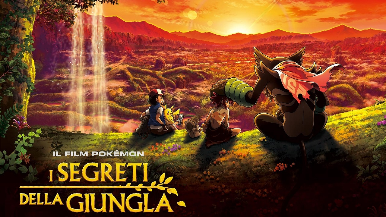 I segreti della giungla è il nuovo film Pokémon, in arrivo ad ottobre thumbnail