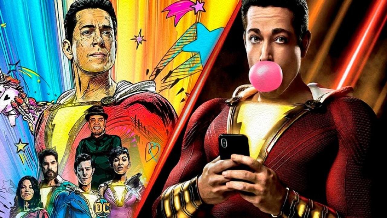 Shazam! Fury of the Gods rimedierà ad una svista del primo film thumbnail